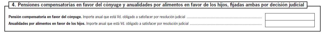 Modelo 145 pensiones